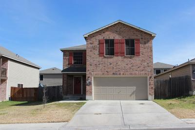 Single Family Home For Sale: 409 Estrella Dr