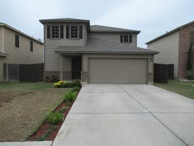 Single Family Home For Sale: 510 Larga Vista Dr
