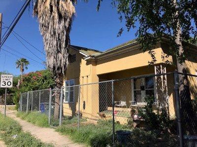 Laredo Single Family Home Option-Show: 1806 Washington St