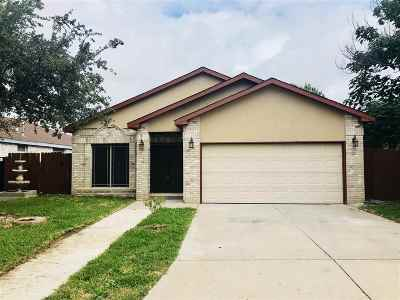 Laredo Single Family Home For Sale: 1624 Sweden Ln