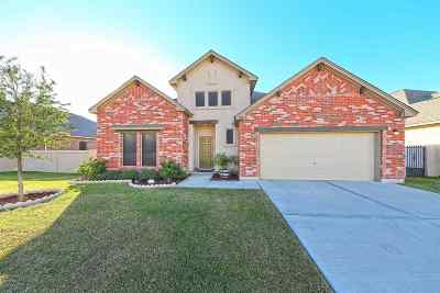 Laredo Single Family Home For Sale: 105 Pacifico Dr