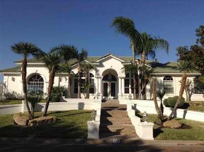 Laredo Single Family Home Active-Exclusive Agency: 118 Cardinal Ln