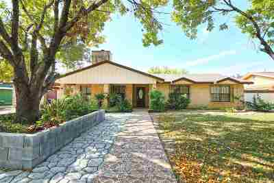 Laredo Single Family Home For Sale: 140 North Ave