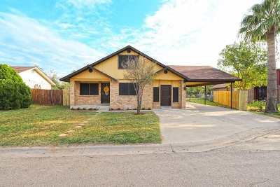 Laredo Single Family Home Option-Show: 404 Orleans Lp