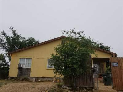 Laredo Single Family Home For Sale: 2507 N Stone Ave