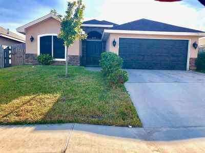 Laredo Single Family Home For Sale: 508 Starling Creek Lp