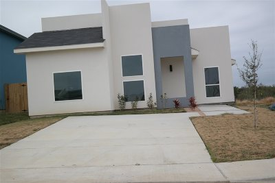 Laredo Single Family Home For Sale: 1608 Isla Mujeres Dr