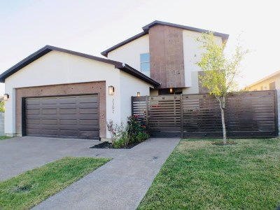 Laredo Single Family Home For Sale: 2302 Palos Lp