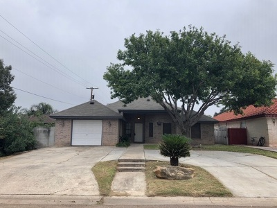 Laredo Single Family Home For Sale: 211 North Ave