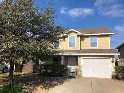Laredo TX Single Family Home For Sale: $145,000