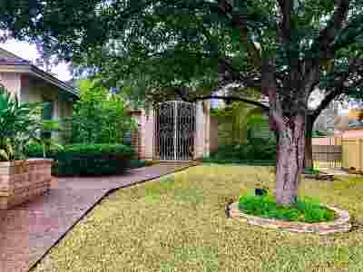 Laredo Single Family Home For Sale: 3819 Crestwind Dr