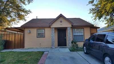 Laredo Single Family Home For Sale: 1318 Eisenhower Dr