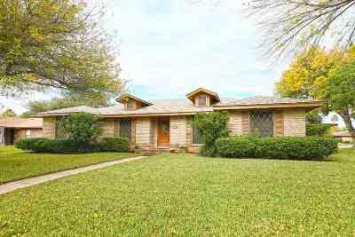 Laredo Single Family Home For Sale: 116 Georgia St