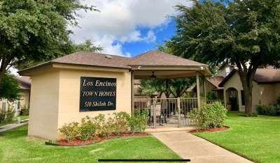 Laredo Condo/Townhouse For Sale: 510 Shiloh Dr #203