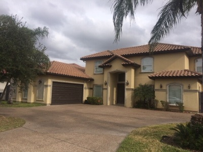 Laredo Single Family Home For Sale: 429 Lake Morraine Lp