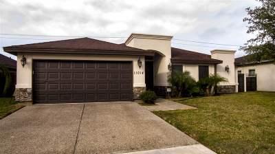 Laredo Single Family Home For Sale: 11014 Winburn Dr
