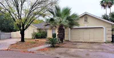 Laredo Single Family Home For Sale: 1511 Sarazen Ct