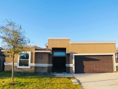 Laredo Single Family Home For Sale: 4010 Shahram Dr