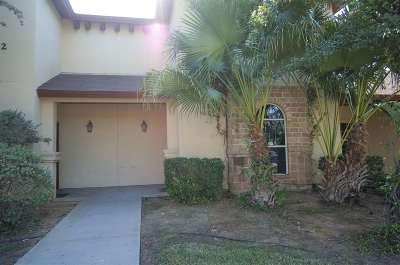 Laredo Condo/Townhouse For Sale: 10706 International Blvd #105