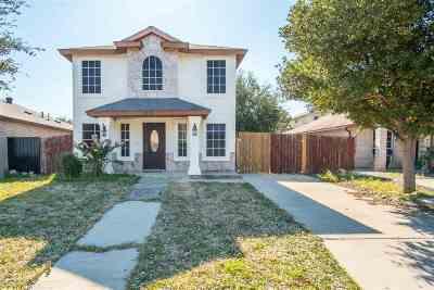 Laredo Single Family Home For Sale: 1115 Savannah Lp