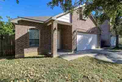 Laredo Single Family Home For Sale: 2103 Dorado Dr