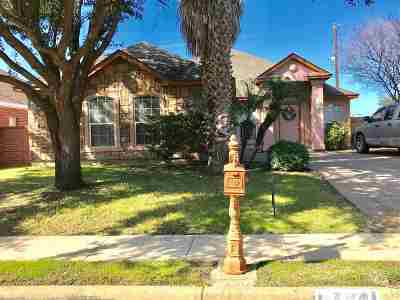 Single Family Home For Sale: 10120 Caballo Dr