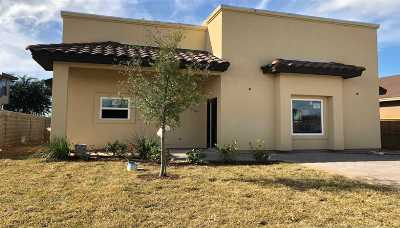 Laredo Single Family Home For Sale: 5308 Cuenca Dr