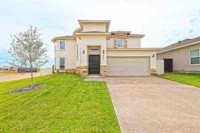 Laredo Single Family Home For Sale: 6020 Vero Dr.