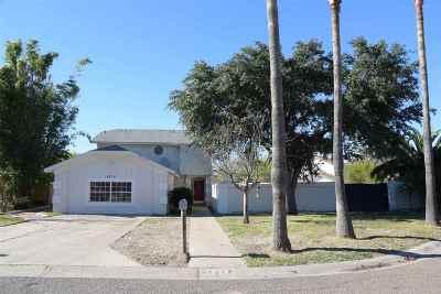 Laredo Single Family Home Option-Show: 4814 Samlon Ct