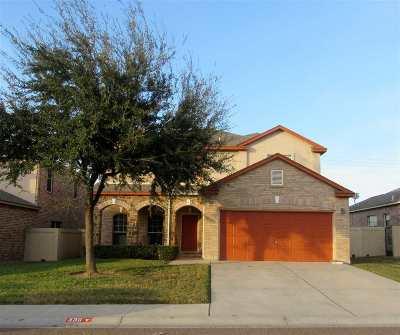 Single Family Home For Sale: 330 Kahlo Lp