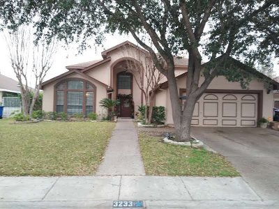 Single Family Home For Sale: 3233 Windfall Rd
