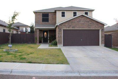 Laredo Single Family Home For Sale: 404 Pargo Dr