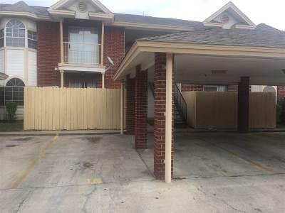 Laredo Rental For Rent: 1205 International Dr #16
