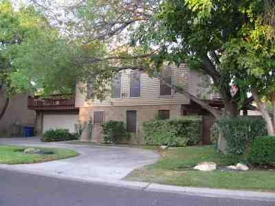 Condo/Townhouse For Sale: 6 Quadrangle Cir #6