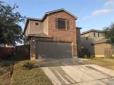 Laredo TX Single Family Home For Sale: $167,990
