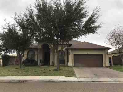 Laredo TX Single Family Home For Sale: $340,000