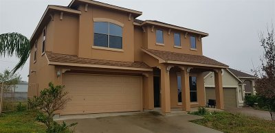 Laredo TX Single Family Home For Sale: $189,990