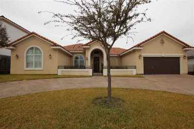 Laredo TX Single Family Home For Sale: $349,900