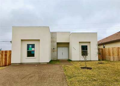 Laredo TX Single Family Home For Sale: $168,000