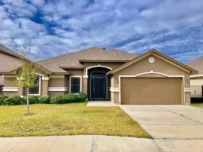 Laredo Single Family Home For Sale: 210 Chisos Oak Dr