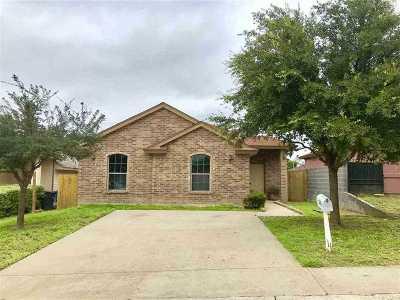 Laredo TX Single Family Home Back On Market: $115,000