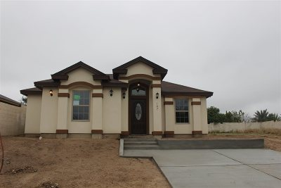 Laredo Single Family Home For Sale: 107 Prada-Machin Dr