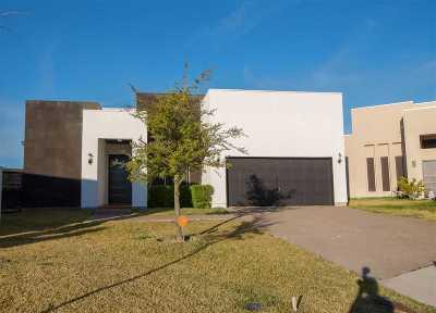 Laredo Single Family Home Option-Show: 3922 Ivana St