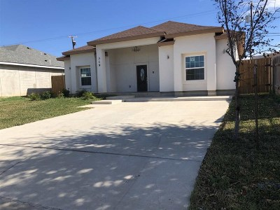 Laredo Single Family Home Option-Show: 319 Lugo Dr.