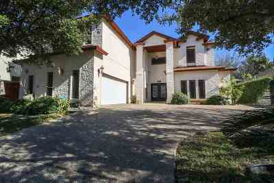 Laredo Single Family Home For Sale: 1535 Summit Dr