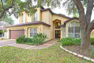 Laredo Single Family Home For Sale: 3004 Woodland Cv