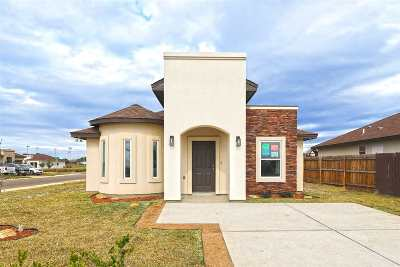 Laredo Single Family Home For Sale: 1602 Rene Solis Ave