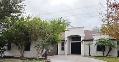 Laredo Single Family Home For Sale: 8741 Jerry Loop