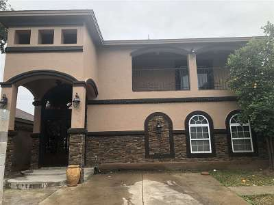 Laredo Single Family Home For Sale: 3501 Santa Barbara St