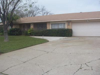 Laredo Single Family Home For Sale: 904 Laurel Dr